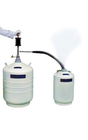 Bơm nitơ lỏng bằng tay