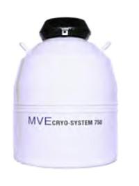Bình chứa Nitơ Lỏng Model : MVE CryoSystem 750