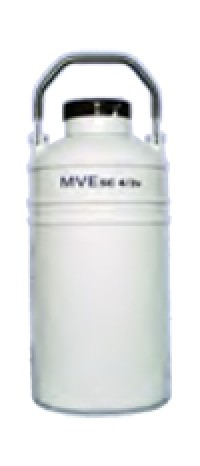 Bình chứa Nitơ Lỏng Model : MVE SC 4/3V