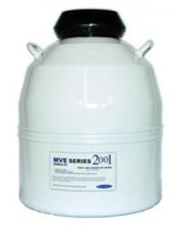 Bình chứa Nitơ Lỏng Model : MVE Doble 47