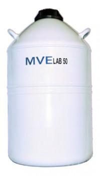 Bình chứa Nitơ Lỏng Model : MVE LAB 50