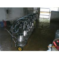 Máy vắt sữa hệ thống loại 4 bò